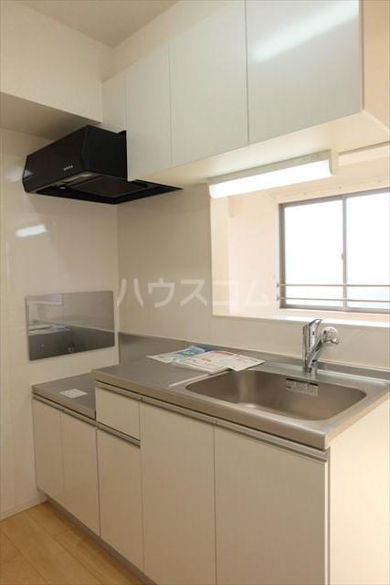 フレアコート 03050号室のキッチン