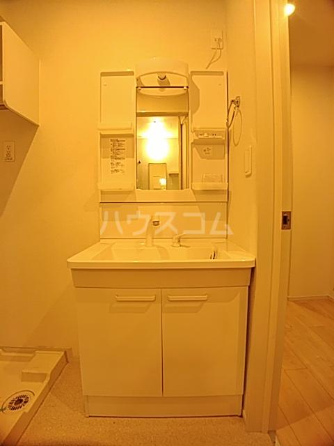 メゾンあおい 101号室の洗面所