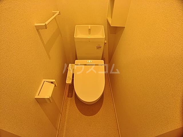 メゾンあおい 101号室のトイレ