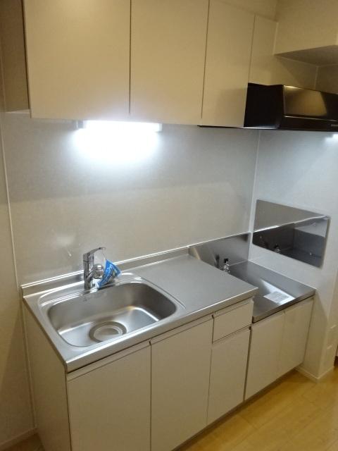 プレ ウィステリアⅡ 101号室のキッチン