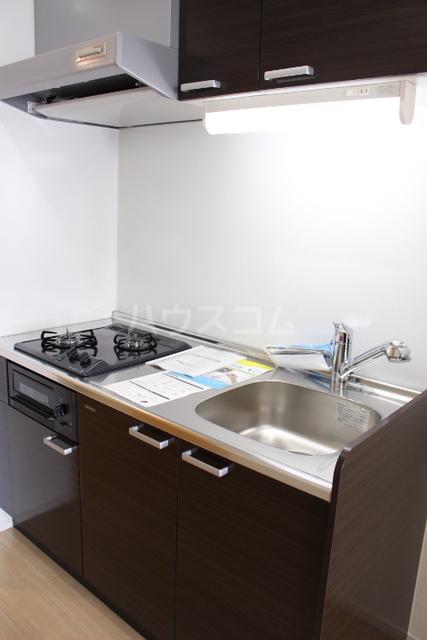 ミニヨン アビタシオン久米 505号室のキッチン