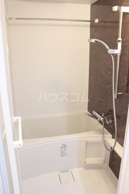ミニヨン アビタシオン久米 505号室の風呂