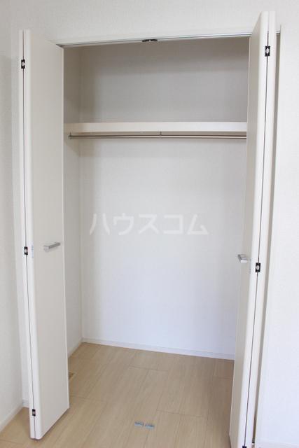 ミニヨン アビタシオン久米 505号室の収納