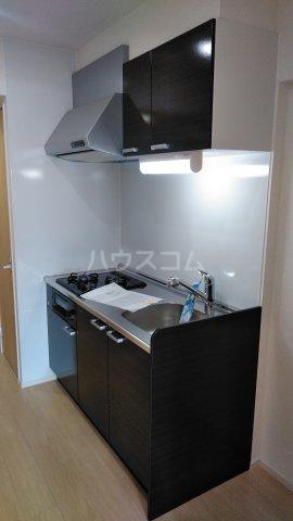 フレンドリーテラスN 207号室のキッチン