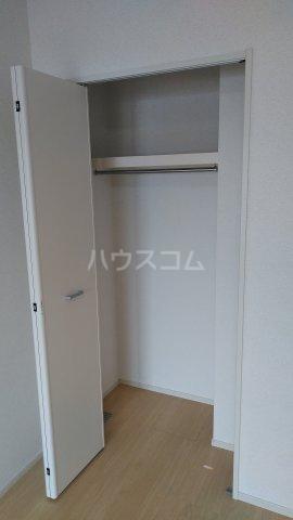 フレンドリーテラスN 207号室の収納
