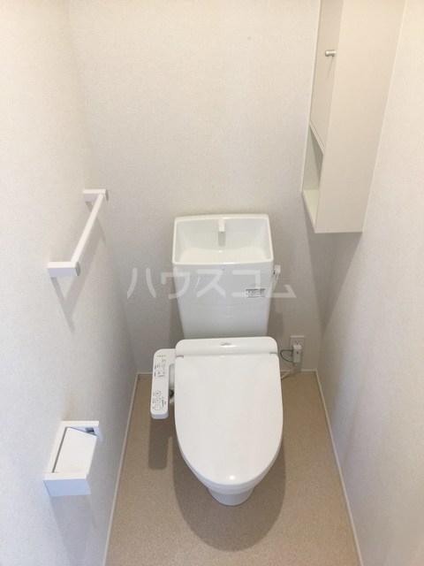 ニュータウン 306号室のトイレ