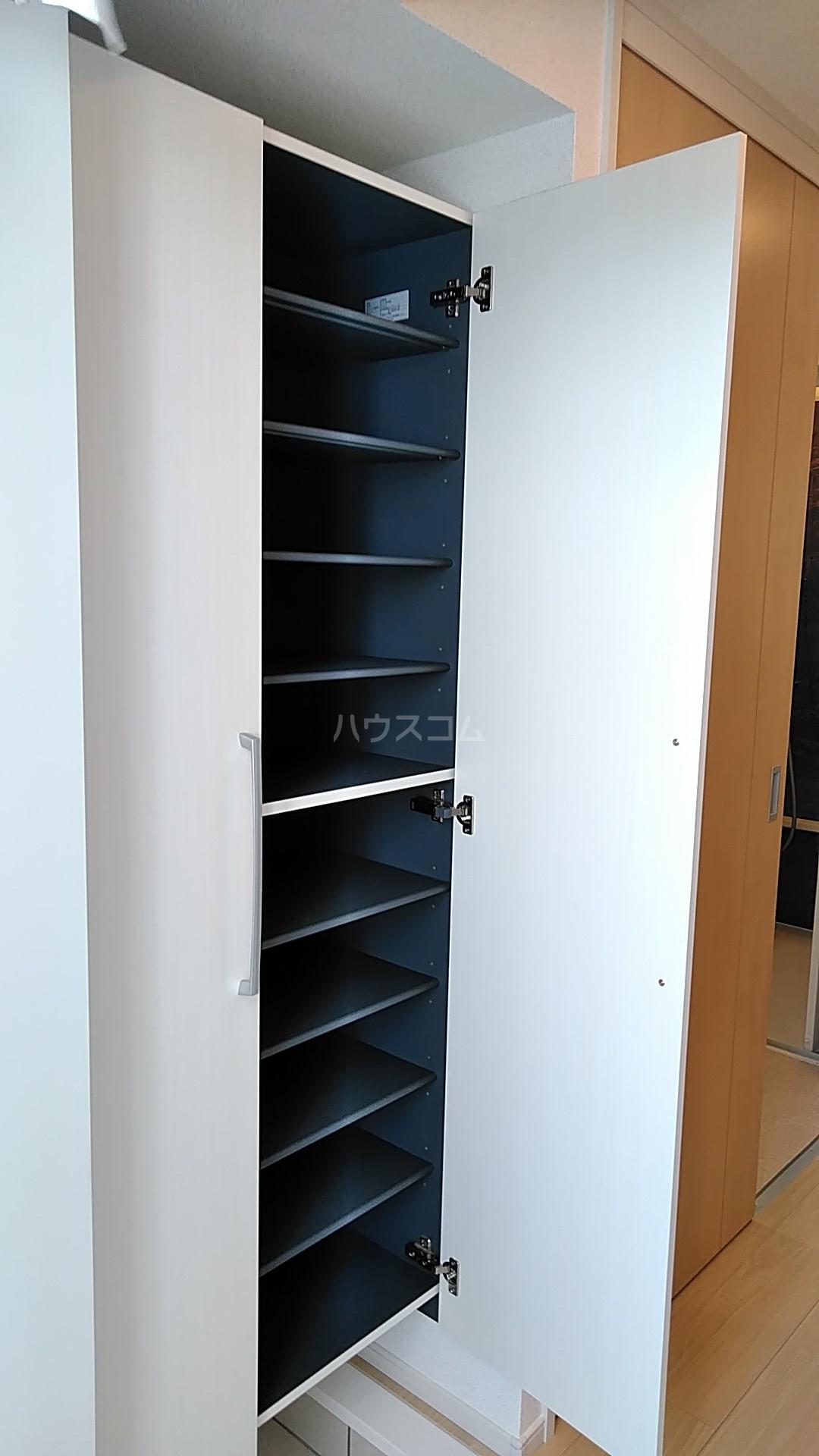 オーシャン レジデンス 202号室の収納