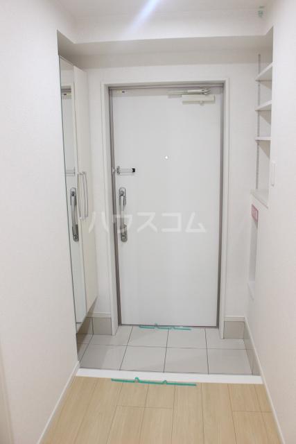ブローテ 古蔵 401号室の玄関