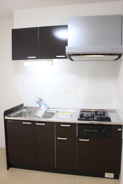 ブローテ 古蔵 503号室のキッチン