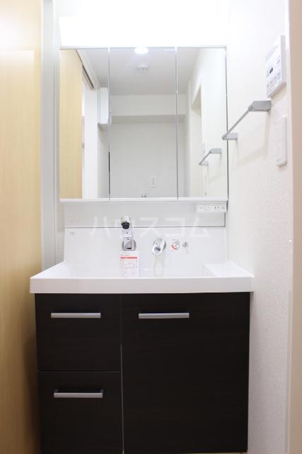 ブローテ 古蔵 503号室の洗面所