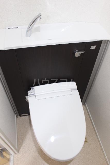 ブローテ 古蔵 503号室のトイレ