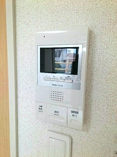 キュービックスター 504号室のセキュリティ