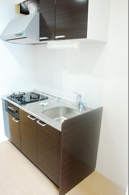 テゾーロ ミオ 105号室のキッチン