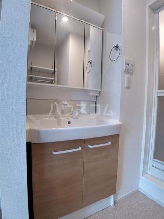 ソレッジャートⅡ 101号室の洗面所