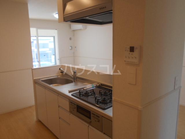 サンフラワー 102号室のキッチン