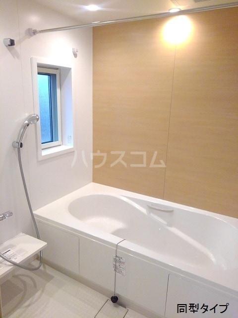 ホロンリバー 02020号室の風呂