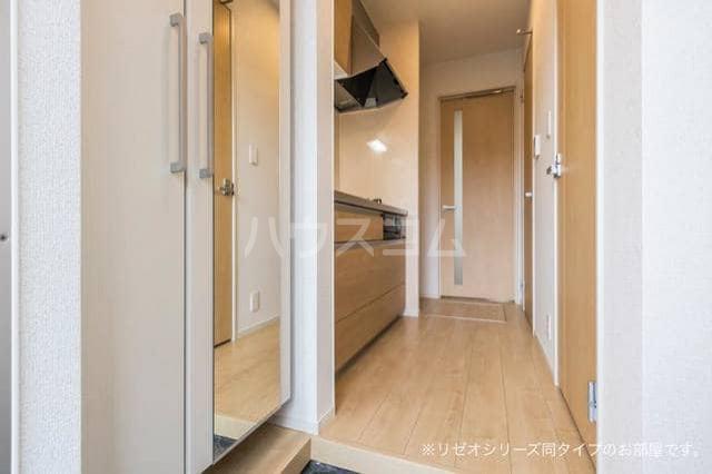 ベル・フルール弥生台Ⅰ 01010号室の玄関