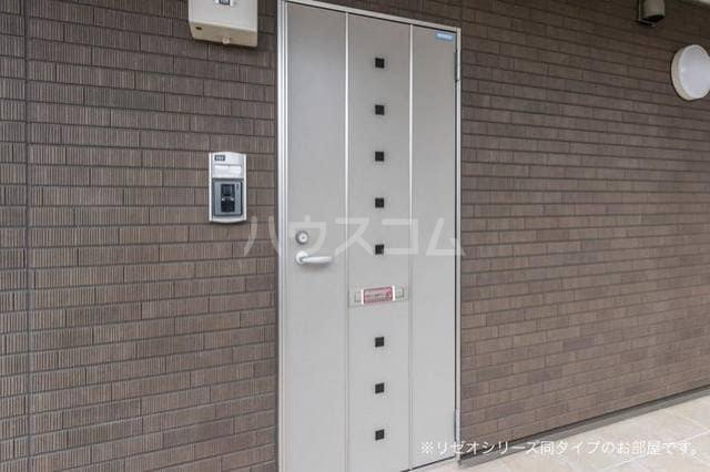 ベル・フルール弥生台Ⅰ 01010号室のエントランス