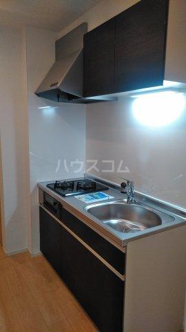 プラシード 01070号室のキッチン