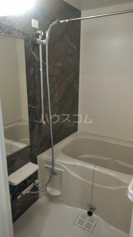 プラシード 01070号室の風呂