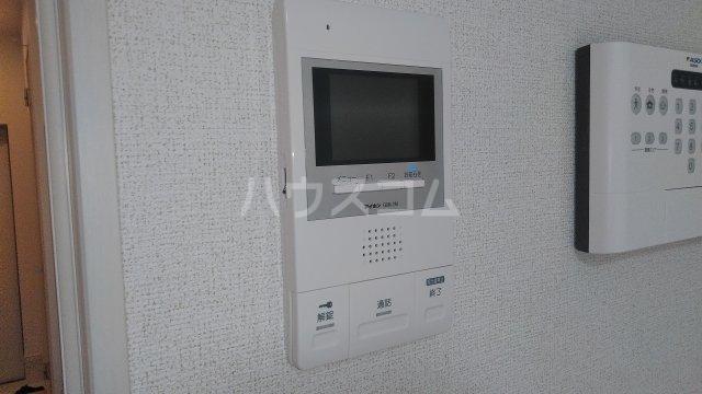 プラシード 01070号室のセキュリティ
