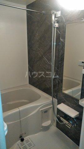 プラシード 02040号室の風呂