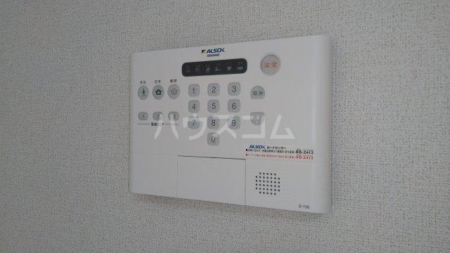 プラシード 03020号室のセキュリティ