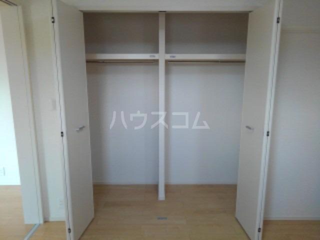 レジデンスⅠ 02010号室の収納
