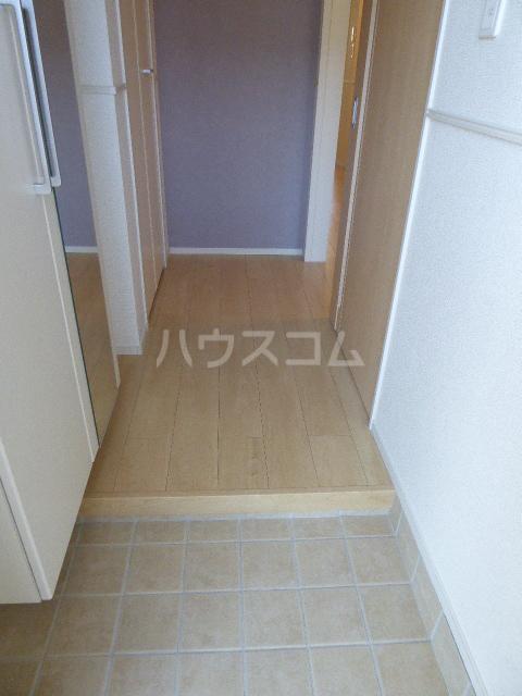 カーサ ブローテF 01020号室の玄関