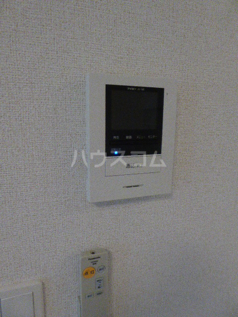 カーサ ブローテF 01020号室のセキュリティ