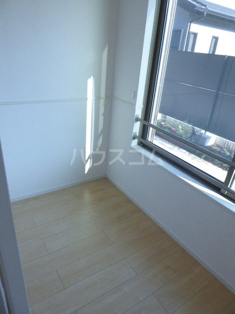 カーサ ブローテF 01020号室のバルコニー
