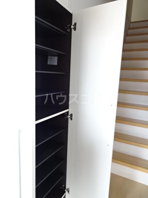 メゾンヌフファミーエⅣ 203号室の収納