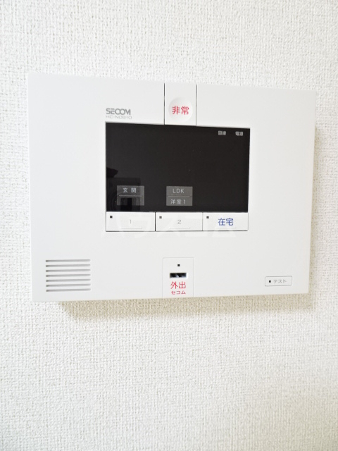 メゾンヌフファミーエⅣ 203号室のセキュリティ