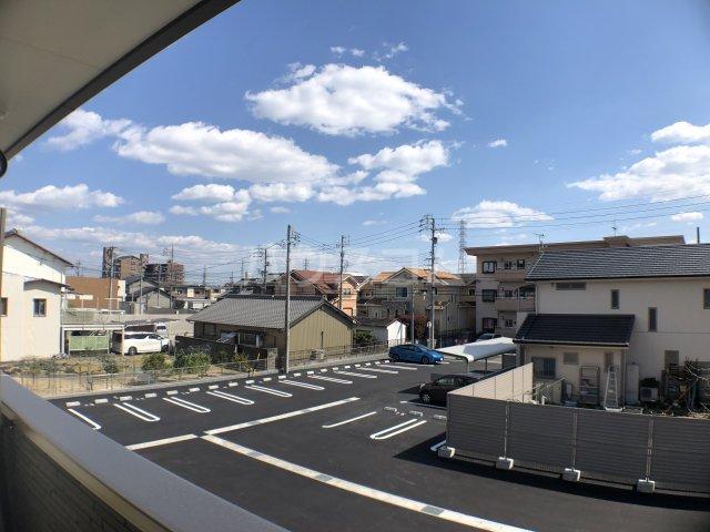 サニーオレンジ 208号室の景色
