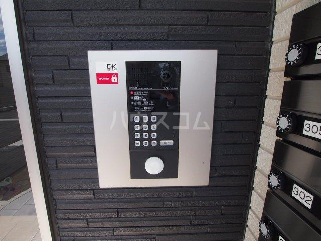 サニーオレンジ 208号室のセキュリティ