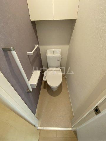 ツバキハイツ 106号室のトイレ