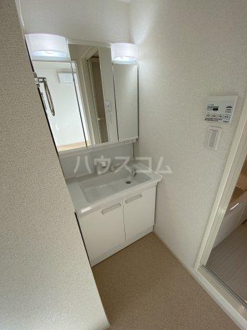 ツバキハイツ 106号室の洗面所