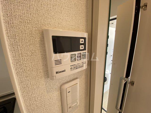 ツバキハイツ 106号室のセキュリティ