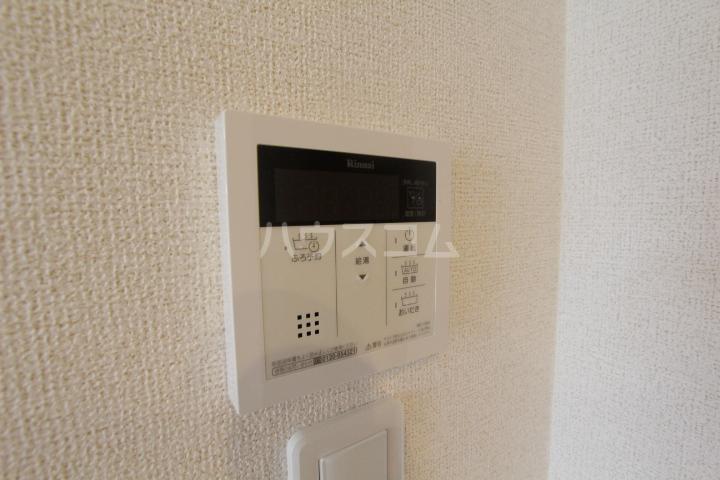 アンソレイユ市木 203号室のセキュリティ