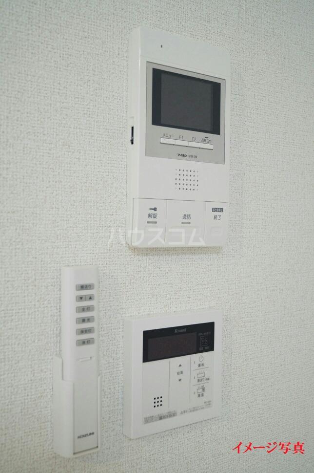 ティダ・エイソ 601号室のセキュリティ