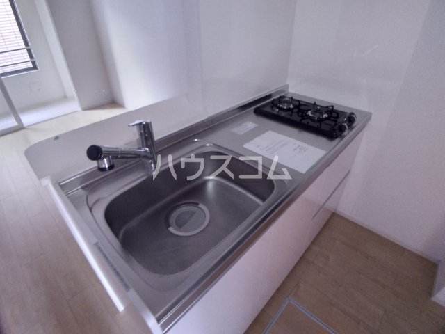 メゾン・ボヌール 107号室のキッチン