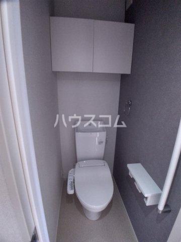 メゾン・ボヌール 107号室のトイレ