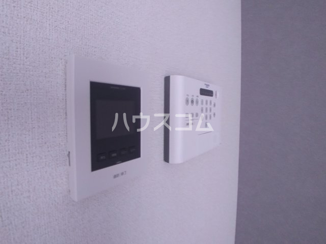 メゾン・ボヌール 107号室のセキュリティ
