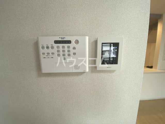 メゾン・ボヌール 201号室のセキュリティ