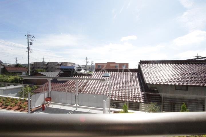 ベルアンジュⅡ 101号室の景色