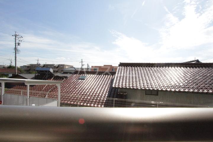 ベルアンジュⅡ 103号室の景色