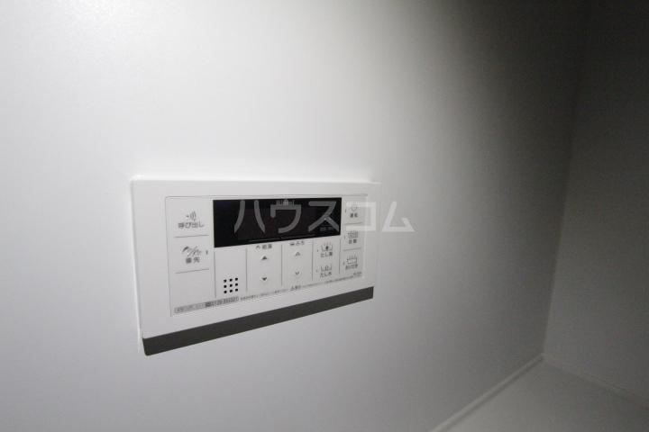 プリーアディーズ 102号室の設備