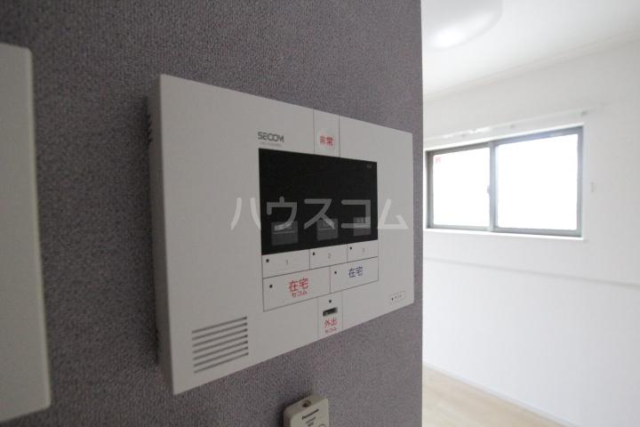 プリーアディーズ 102号室のセキュリティ
