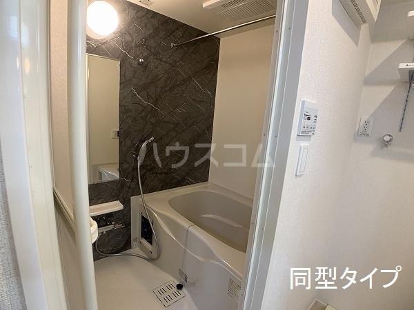 ベル アルカンシエル 103号室の風呂