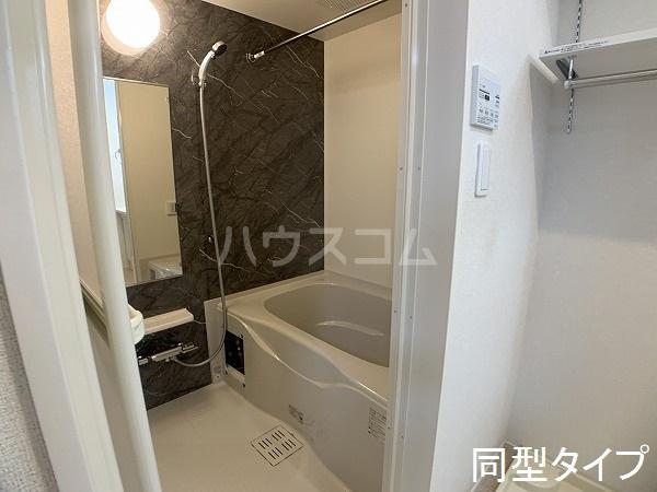 ベル アルカンシエル 203号室の風呂
